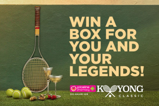3AW – Win a Premium Box at The 2018 Priceline Pharmacy Kooyong Classic for You and Seven Friends