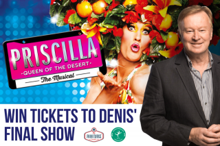 3AW – Win Tickets to Denis Final Show