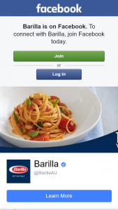 Barilla – Win 12 Days of Christmas Giveaways