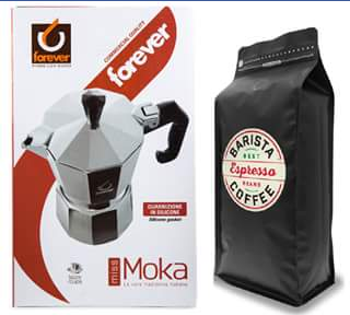 Barista Coffee Australia – Win a 12 Cup Percolator and 425g of Barista Ground Coffee