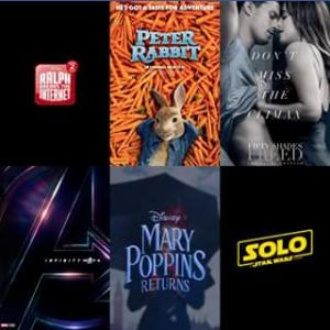 BCC Cinemas Ipswich – Win 5 X Double Movie Passes