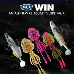 BCF – Win a New Chasebaits Australia Lure Pack
