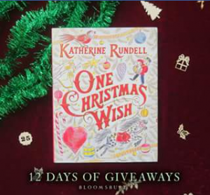 Bloomsbury Publishing – Win 12 Days of Christmas Giveaways