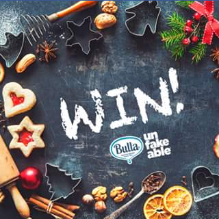 Bulla Family Dairy – Win One of One Hundred Bulla Christmas Aprons