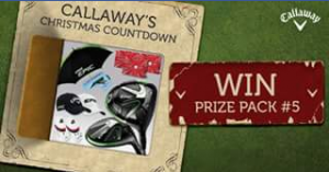Callaway Golf South Pacific – Win an Epic Golf Package