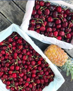 Charlie's Fruit Market – Win a Box of Cherries Must Collect
