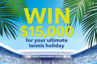 "Chemist Warehouse – Priceline / TerryWhite Chemmart / Blackmores – Win The 'ultimate Tennis Holiday' Valued at Up to Au$15000 Including Gst (""major Prize"")."