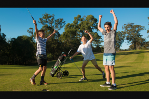 Child Magazine – Win a Family Pass to Supa Golf at Mount Cotton (prize valued at $60)