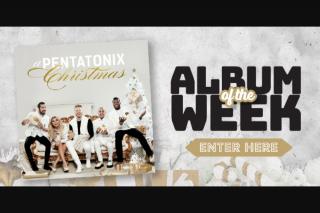 Chilli 90.1fm – Win Chilli's Album of The Week