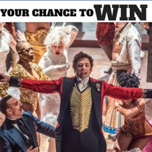 Cineplex Redbank – Win a Double Pass Deluxe Pass to See The Greatest Showman