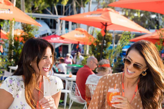 Clique – Win a Double Pass to Holdy's Aperol Spritz Nye Party (prize valued at $110)
