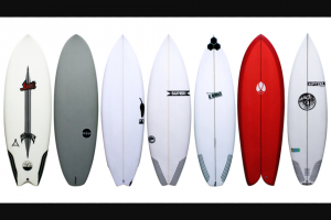 Coastalwatch 7 x Tazer Surfboards & 7 Day Bali Hol MR – Win 7 Boards In 7 Weeks (prize valued at $78)