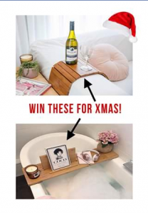 Couchmate – Win The Amazing Relax a Mate Bath Caddy and Couchmate