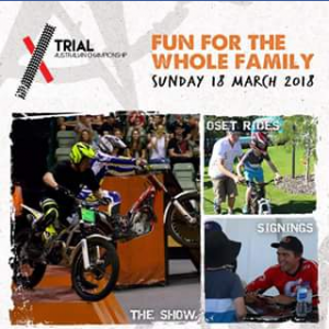 DB Publicity – Win a Family Pass to The X Trial Australian Championships on Sunday March 18th at Hbf Stadium Mt Claremont