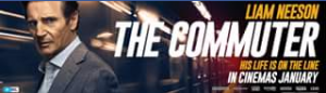 DB Publicity – Win One of Five Double Passes to The Commuter