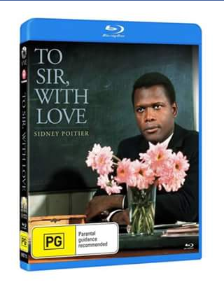 Directors Suite Cast – Win 1 of 3 Copies of to Sir With Love on Blu Ray From Via Vision .