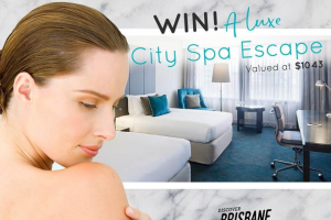 Discover Brisbane – Win a Luxe City Spa Escape at Sofitel Brisbane (prize valued at $1,043)