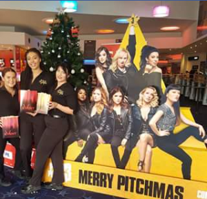 Event Cinemas Loganholme – Win Catf Pitch Perfect 3 Double Pass