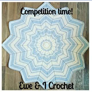 Ewe and i crochet – Win a Custom Baby Blanket