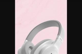 Fashion Journal – Win One of Two Jbl E55bt HeaDouble Passhones In White