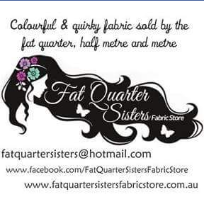 Fat Quarter Sisters – Win $10 to Use In The Fat Quarter Sisters Webstore (prize valued at $1)