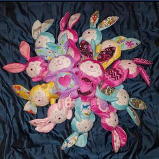 Felt Inspired to Make – Win One of These Cute Bunnies You Need to Share this Post Publicly