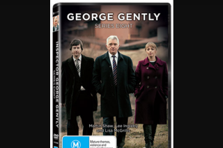 Femail – Win George Gently Season 8 DVDs