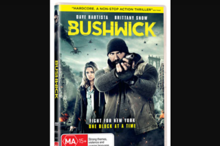 femail – Win One of 10 X Bushwick DVDs