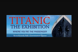 Femail – Win One of 2 X Family Passes (4) to Titanic The Exhibition