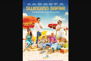 Femail – Win Swinging Safari Movie Tickets (prize valued at $800)