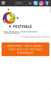 Festivale Rotunda Party – Win an Exclusive VIP Experience In The City Park Rotunda (prize valued at $2,000)