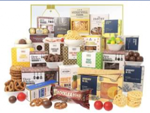 First Class Hampers – Win One of 10 'christmas Luxury' Hampers Valued at $199.95 Each (prize valued at $199.95)