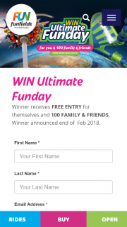Funfields – Win Ultimate Funday