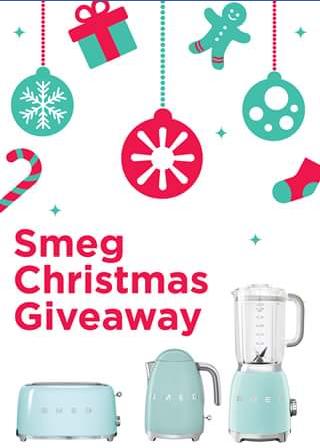GO Homes – Win a Smeg Blender