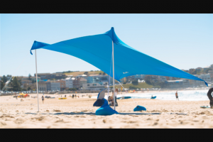 Haven – Win a Family Size Ziggyshade Sunshade