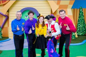 Haven – Win 6 Tickets (2 Adults /4 Children) to See The Wiggles Live Stage Show at Dreamworld Australia on Friday 15 December