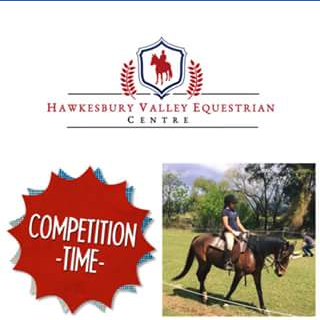 Hawkesbury Valley Equestrian Centre – Win a Group Horse Riding Lesson for 2 People at Our New Facility In 2018 (prize valued at $140)