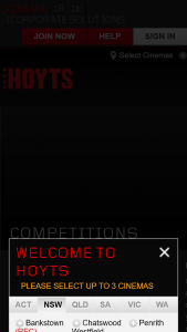 Hoyts – Win a Copy of The All New Game (prize valued at $99.99)