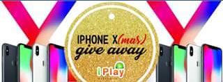 iPlay Australia – Win an Iphone X Head Into Your Iplay