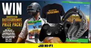 JB HiFi – Win a Pubg Prize Pack