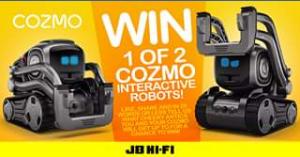 JB HiFi – Win 1 of 2 Anki Cozmo Collector's Edition Interactive Robots