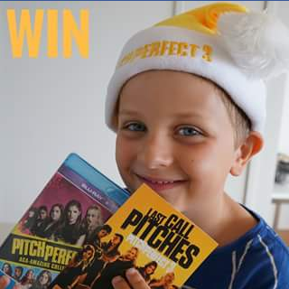 Jetsetting Kids – Win One of Five Pitch Perfect 3 Packs