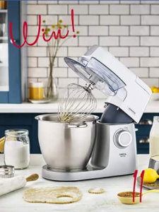 Kenwood Australia – Win 12 Days of Christmas