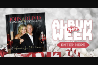 LAFM – Win John Farnham's Friends for Christmas Deluxe Edition