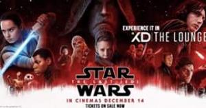 Limelight Cinemas Ipswich – Win Star Wars The Last Jedi Posters