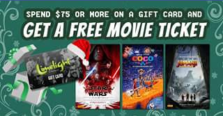 Limelight Cinemas Ipswich – Win this Fantastic Prize