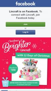 Lincraft – Win 1 Austpaper Pack