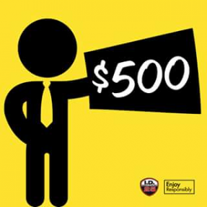 Liquor Boss – Win One of Two $500 Westfield Vouchers (prize valued at $1,000)