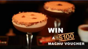 Machu Picchu FB – Win a $100 Machu Picchu Gift Voucher