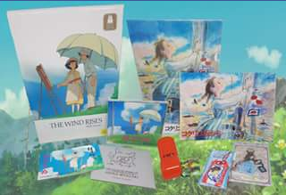 Madman – Win a The Wind Rises and From Up on Poppy Hill Prize Pack